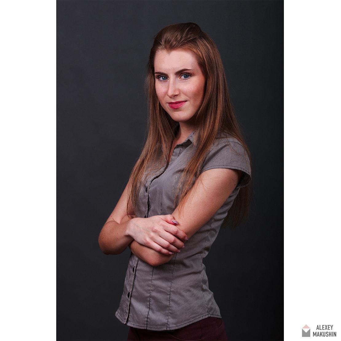 профессиональный бизнес портрет